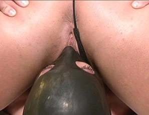 These three muscle lesbians just do NOT want to stop playing with each other; and who could blame them. Everywhere you look its big tits, powerful legs, ripped abs, and sexy wet big clits! Between the fucking with toys and licking of clits there isn't a single from not filled will muscle lesbian goodness!